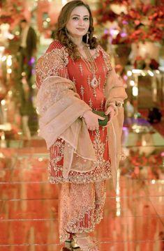 Brides mother Pakistani Wedding Dresses 759f0a263