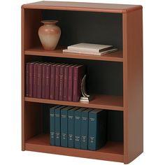 Safco ValueMate 3-shelf Economy Bookcase