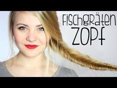4 ALLTAGSFRISUREN - Leicht & Schnell | Back To School - YouTube