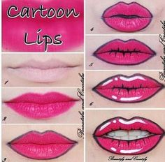 20 Cool Lip Art Images Lip Art Nice Lips Lipstick Art