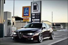 Alfa Romeo 156 #alfa #alfaromeo #italiandesign
