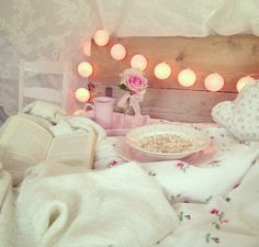 Breakfast In Bed, Reading, Lazy Day Dream Rooms, Dream Bedroom, My New Room, My Room, Roomspiration, Relaxing Day, Lazy Days, Lazy Sunday, Breakfast In Bed
