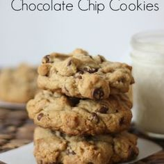 Levain Bakery Chocolate Chip Cookies - Chez CateyLou