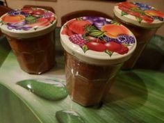The jar of hazelnut cake a real treat! Gourmicom The jar of hazelnut cake a real treat!