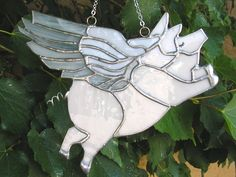 Flying pig by Celtcraft