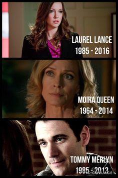 Arrow deaths