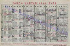 1940 - 1940_0013 - Régi magyar kártyanaptárak