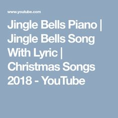 youtube joyeux noel 2018 Jingle Bells Song With Lyric | Merry Christmas Song For Kids  youtube joyeux noel 2018