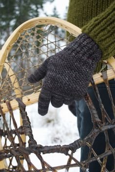 The Right Knitting Stitch Pattern for the Job