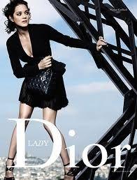 Dior Advert - Dior up the Eiffel !