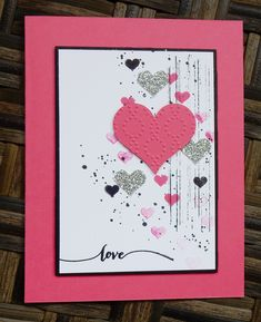 Grunge Valentine by