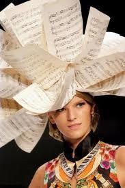 designer paper hat - Google Search