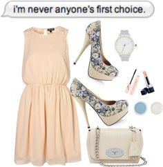 """Going out with Louis-Chloe"" by the-anongroup ❤ liked on Polyvore"