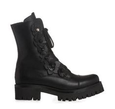 ΓΥΝΑΙΚΕΙΑ ΜΠΟΤΑΚΙΑ SHOE BIZZ (BLACK) Combat Boots, Army, Shoes, Black, Women, Fashion, Gi Joe, Moda, Combat Boot