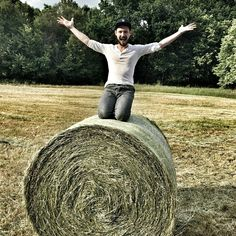 On a roll #me #ich #straw #hands #arms #summer #sommer