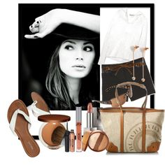 """""""Bronzed"""" by jacque-reid on Polyvore"""