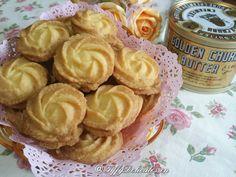 Tiffy Delicatessen: Copycat of Famous Hongkong Jenny Bakery Butter Cookie