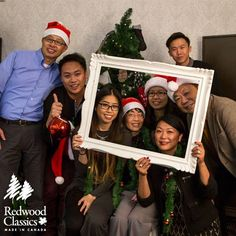 The entire Redwood Classics extended family would like to wish you and yours a wonderful and happy holiday season, filled with laughter and joy. Merry to all! Extended Family, Family Affair, Happy Holidays, Laughter, Merry, Canada, Joy, Seasons, Classic