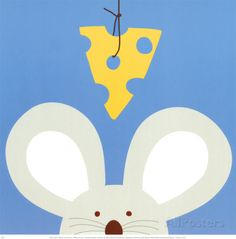Peek-a-Boo V, Mouse Poster by Yuko Lau at AllPosters.com