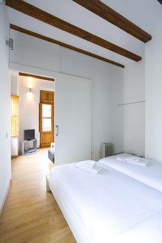 5 Flats bedroom