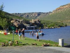 Clanwilliam Area off the South Africa