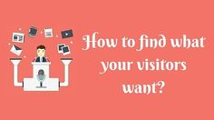 How to find what your visitors want Seo, Tools, Movie Posters, Instruments, Film Poster, Billboard, Film Posters