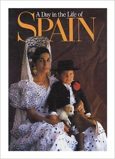 Unique House warming gift idea - amazing photography, a peek into the past. A Day in the Life of Spain: Rick Smolan