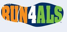 run a marathon to support ALS research  http://www.lesturnerals.org/