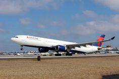 Delta traz novo Airbus para São Paulo · Aeromagazine
