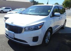 2016 Kia Sedona LX For Sale In Redding | Cars.com