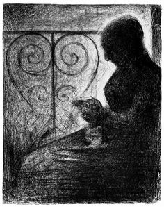 Georges Seurat Drawings