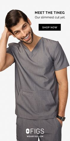 Shop FIGS for comfortable designer scrubs and medical apparel that's awesome. Get ready to love your scrubs! Scrubs Outfit, Scrubs Uniform, Men In Uniform, Doctor White Coat, Scrubs Pattern, Housekeeping Uniform, Lab Coats, Medical Uniforms, Medical Design