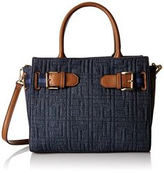 Tommy Hilfiger Amelia Shopper Top Handle Bag, Denim, One Size Tommy Hilfiger http://smile.amazon.com/dp/B017XQOGO4/ref=cm_sw_r_pi_dp_1v.-wb0EFBHBN