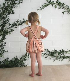 Mabo Kids playsuit, the cutest thing ever!