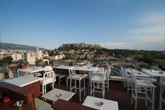 A for Athens -Το μπαρ στην ταράτσα με την καλύτερη, πανοραμική θέα της Αθήνας -Για κοκτέιλς με φόντο την Ακρόπολη [εικόνες] | iefimerida.gr