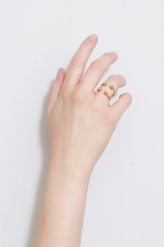 Piercing ring - BEATRIZ PALACIOS jewelry