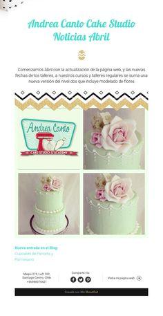 Andrea Canto Cake StudioNoticias Abril