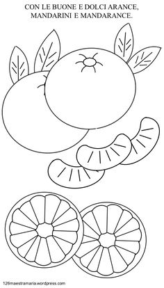Read all of the posts by maestra maria on Maestramaria Fruit Coloring Pages, Easy Coloring Pages, Coloring Sheets For Kids, Coloring Books, Preschool Circus, Preschool Art, Drawing For Kids, Art For Kids, Crafts For Kids