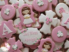 Communion Cookies   Cookie Connection