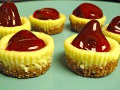 Mini Cheesecake Nibblers