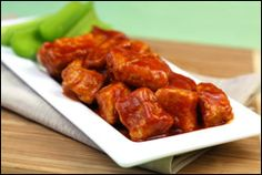 HG's Oh-Honey-Honey Boneless BBQ Wings - YUMMM X 10000!!!!! :)