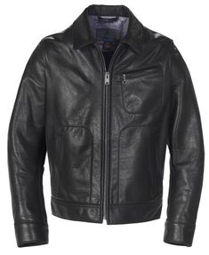 Mens Outdoor Jackets, Castor Oil For Hair, Motorcycle Outfit, Outdoor Outfit, Jacket Style, Cowhide Leather, Printed Cotton, Nyc, Delivery