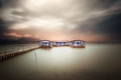 Waterland in color by Vassilis Tangoulis, via Behance