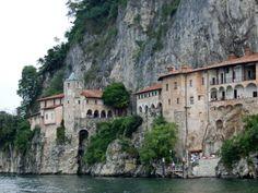 AFAR.com Highlight: Santa Caterina del Sasso, Lake Maggiore by TURI GALBRAITH