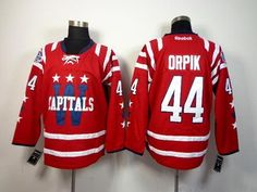 "$34.88 at ""MaryJersey"" (maryjerseyelway@gmail.com) #44 Brooks Orpik, #74 John Carlson,  #70 Braden Holtby, #52 Mike Green, #21 Brooks Laich,  #8 Alex Ovechkin with C patch - Capitals 2015 Winter Classic Red Stitched NHL Jersey"