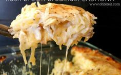 hash brown breakfast lasagna with gravy Breakfast Pasta Recipe, Breakfast Lasagna, What's For Breakfast, Breakfast Dishes, Breakfast Casserole, Breakfast Recipes, Breakfast Potatoes, Morning Breakfast, How To Cook Sausage