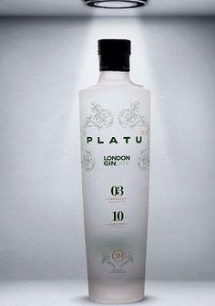 Platu London Gin - La ginebra de Pontevedra