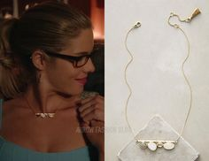 "Felicity wears Anthropologie in 5x01 ""Legacy"""