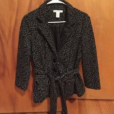 Black/Gray Suit Separate-Jacket Black/Gray Suit Separate-Jacket Jackets & Coats Blazers