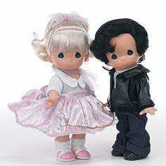 precious moments dolls, collectibles vinyl dolls, doll maker Linda Rick